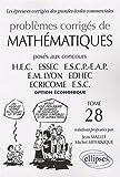 echange, troc Jean Mallet, Michel Miternique - Mathématiques HEC 2006-2007 : Tome 28 (option économique)