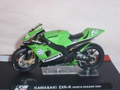 Kawasaki Zxr-r Zx R Shinya Nakano 2004 Motogp 1/24 Altaya By ixo Modellmotorrad Modell Motorrad SondeRangebot