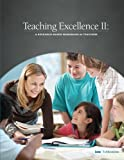 img - for Teaching Excellence II: A Research-Based Workbook for Teachers by M. Walker Buckalew (2013-09-06) book / textbook / text book