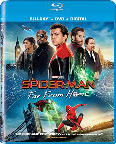 Blu-ray : Spider-man: Far From Home (2 Discos)
