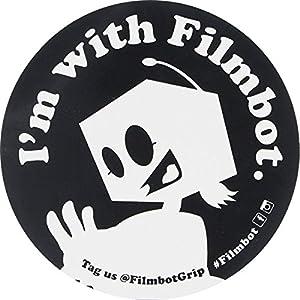 Filmbot I'm With Skate Sticker