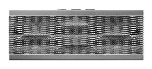 Jawbone Jambox Portable Wireless Speaker/Speakerphone - Grey Hex