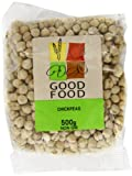 Mintons Good Food Pre-Packed Chickpeas 500 g (Pack of 10)
