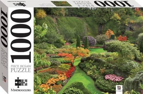 1000 Piece Jigsaw Garden - 1