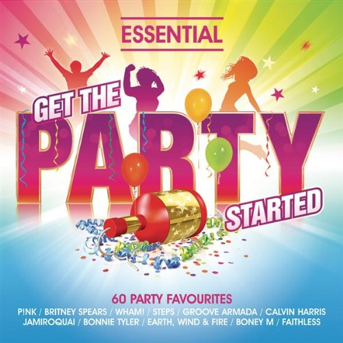 Get The Party Started: Essential Pop And Dance Anthems