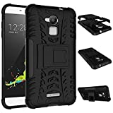 #2: Zedak Back Cover For Coolpad Note 5,Black