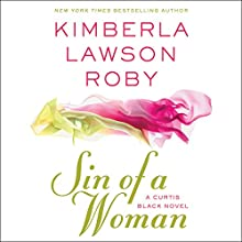 Sin of a Woman Audiobook by Kimberla Lawson Roby Narrated by Maria Howell