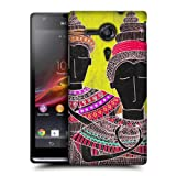 Head Case Thailand National Costume Doodles Back Case For Sony Xperia Sp C5303