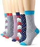 PACT Womens Crew Sock 7-Pack