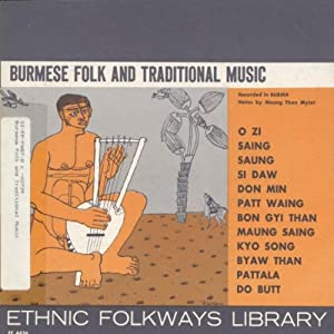 Burmese Folk Traditional