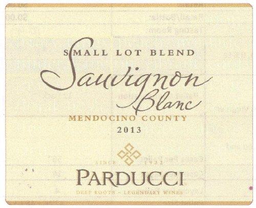 2013 Parducci Small Lot Blend Mendocino County Sauvignon Blanc 750 Ml