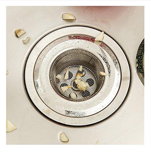 distinctr-filtre-degout-dacier-inoxydable-drainer-net-de-cuisine-filtre-degout-de-salle-de-bains-9cm
