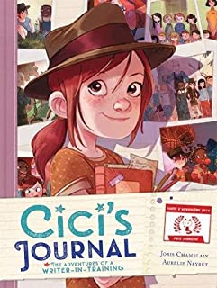 Book Cover: Cici's Journal: The Adventures of a Writer-in-Training