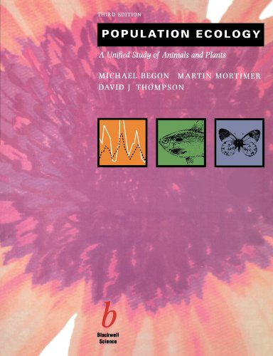Population Ecology 3e: A Unified Study of Animals and Plants