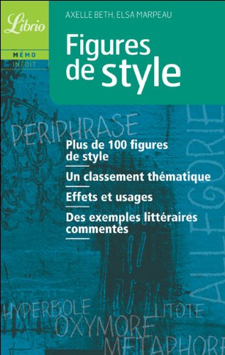 Librio: Figures De Style (French Edition)