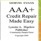 51Fk34SbB7L. SL160  AAA  Credit  Repair Made Easy