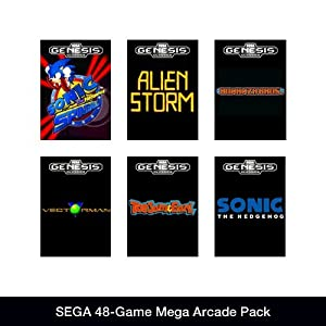 SEGA 48-Game Mega Arcade Pack [Download] from SEGA