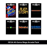 SEGA 48-Game Mega Arcade Pack [Online Game Code]