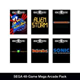 SEGA 48-Game Mega Arcade Pack [Online Game Code] thumbnail