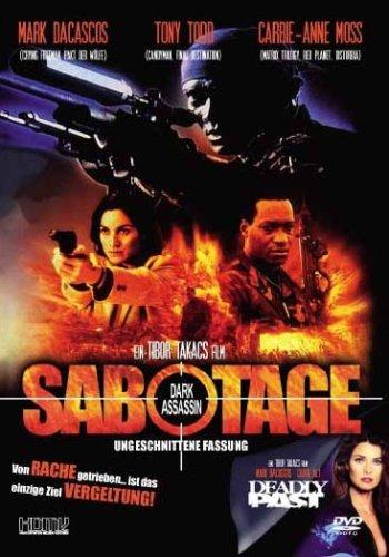Sabotage - Dark Assassin [Edizione: Germania]