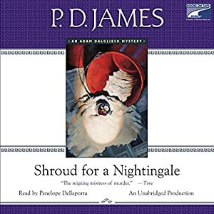 Shroud for a Nightingale Audiobook
