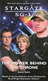 img - for Stargate SG-1: The Power Behind the Throne: SG1-15 book / textbook / text book