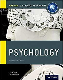 ib psychology coursework The department of psychology is one of the united kingdom's leading teaching and research establishments we offer outstanding opportunities for study, and our bsc psychology programme is of the highest quality we are a research- intensive department where students are taught by researchers of international repute.