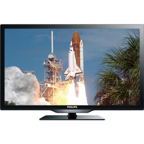 "Brand New Philips 24"" Led 720P Hdtv"