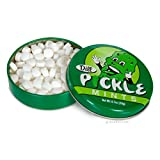 MEAT MANIAC Pickle Lovers Combo Gift Pack with Sticker- Pickle Candy Canes & Pickle Lip Balm