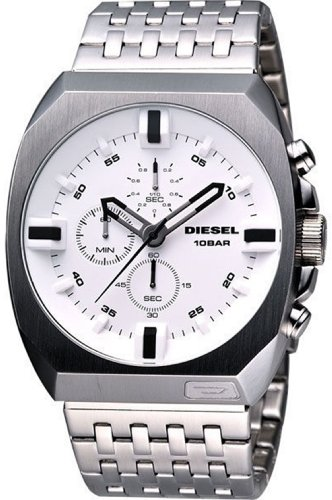 Diesel Men's Stainless Steel Case Metal mineral Watch dz4262
