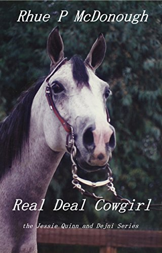 Real Deal Cowgirl by Rhue P. McDonough ebook deal