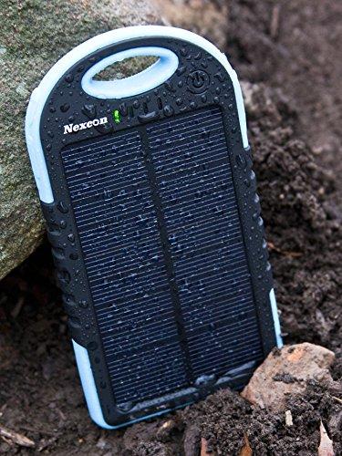 Nexcon-Solar-Panel-500mAh-Power-Bank