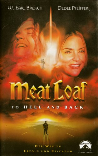 Meat Loaf - To Hell and back [Verleihversion] [VHS]
