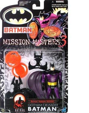 Buy Low Price Hasbro Batman: The New Batman Adventures Mission Masters 3 Gotham Crusader Batman Action Figure (B000BQUZRG)