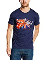 The Rolling Stone Lick The Flag - T-Shirt - Homme
