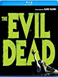 The Evil Dead [Blu-ray] cover.