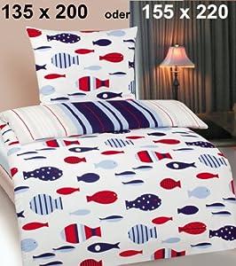 maritime bettwasche angebote auf waterige. Black Bedroom Furniture Sets. Home Design Ideas