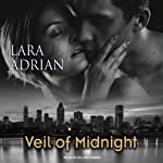 Veil of Midnight: The Midnight Breed, Book 5 (       UNABRIDGED) by Lara Adrian Narrated by Hillary Huber