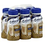 Ensure Plus Complete Balanced Nutrition Homemade Vanilla Shake 6 pk - 8 oz