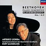 ベートーヴェン:ピアノ協奏曲第1番 第2番