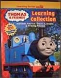 img - for Thomas & Friends Learning Collection with Over 700 Stickers! (Learning Series) book / textbook / text book