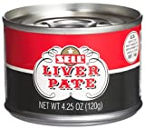 Sell's Liver Pate, 4.25-Ounce Cans (Pack of 24)