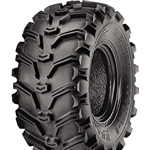 Kenda K299 Bear Claw Tire – Front/Rear – 25×12.5×12 , Position: Front/Rear, Tire Size: 25×12.5×12, Tire Construction: Bias, Rim Size: 12, Tire Type: ATV/UTV, Tire Application: All-Terrain, Tire Ply: 6 082991279C1