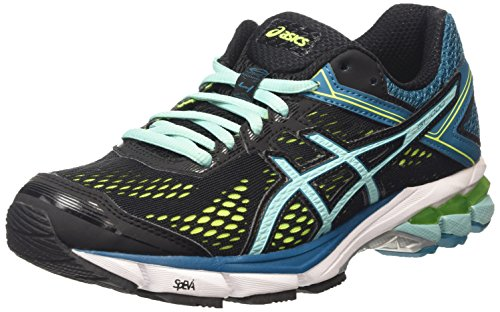 asics-gt-1000-4-womens-running-shoes-black-black-pool-blue-flash-yellow-9039-6-uk
