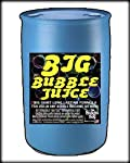 55 Gal - BIG Bubble Juice - Enormous Long-Lasting Bubble Fluid from Froggys Fog