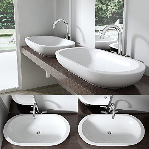 die 77 besten waschbecken im vergleich 2018 g nstiger. Black Bedroom Furniture Sets. Home Design Ideas