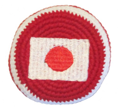 Hacky Sack - Flag of Japan