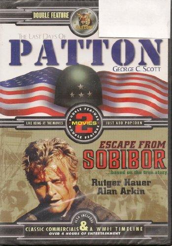Last Days of Patton/Escape from Sobibor [DVD] [Import]