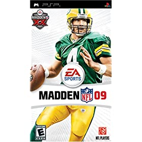 buy psp games - Madden NFL 09