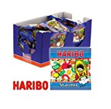Haribo Star Mix Minis Case of 90 Bags